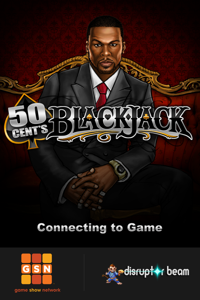 Screenshot 50 Cent's Blackjack
